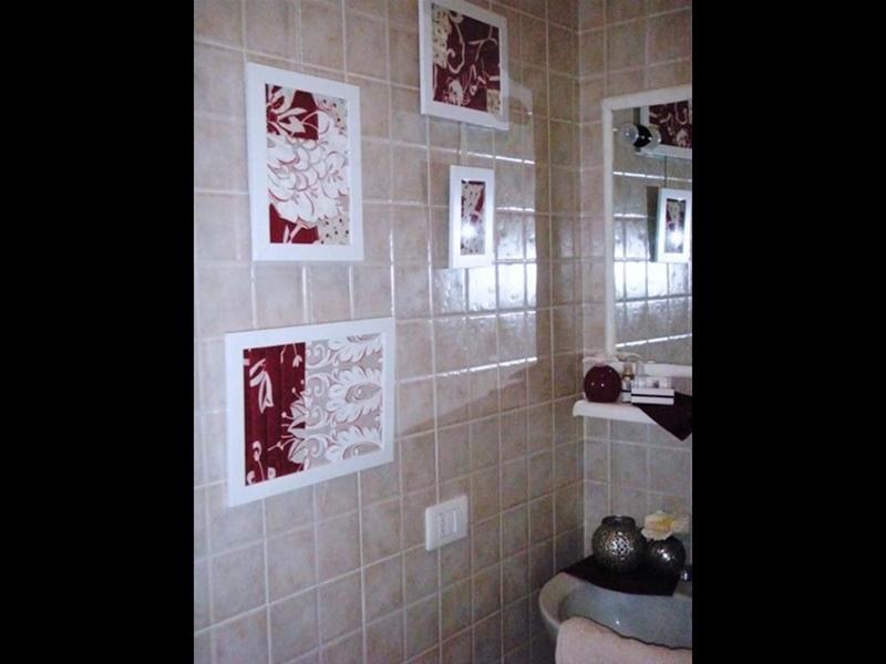 camera carmen/turandot, bagno